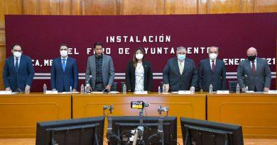 Arropan alcaldes nueva constitución, con municipios más autónomos
