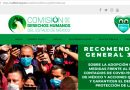 NUEVE AYUNTAMIENTOS MEXIQUENSES HAN ACEPTADO LA RECOMENDACIÓN 3/2020