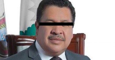"""Detienen a Gerardo """"N"""", alcalde de Zinacantepec por su presunta responsabilidad en el atentado a un Regidor"""